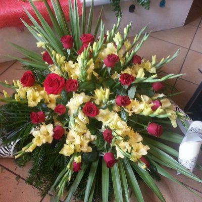 Florystyka pogrzebowa (1)