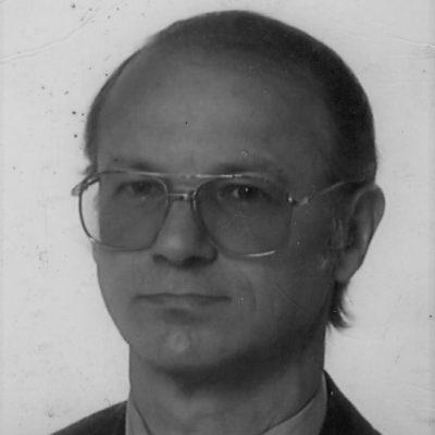 Nekrolog LUDWIK CHOLEWA